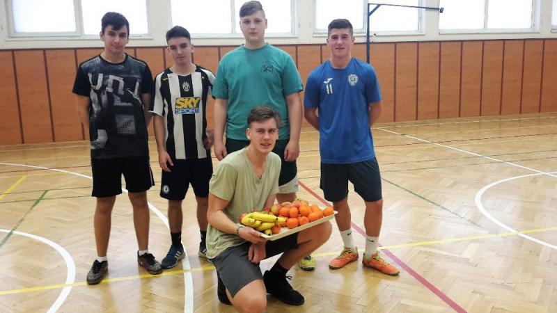 Školní turnaj ve futsale