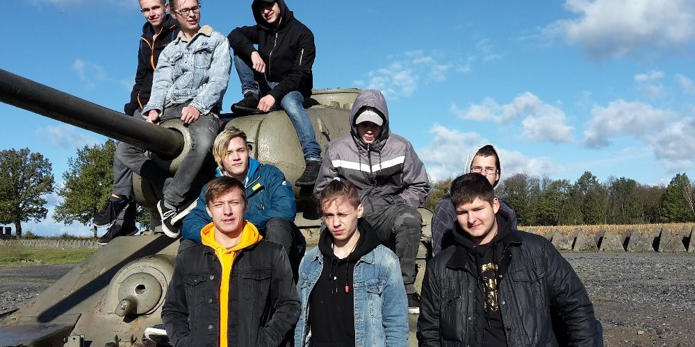 Poznávání historie města Ostravy