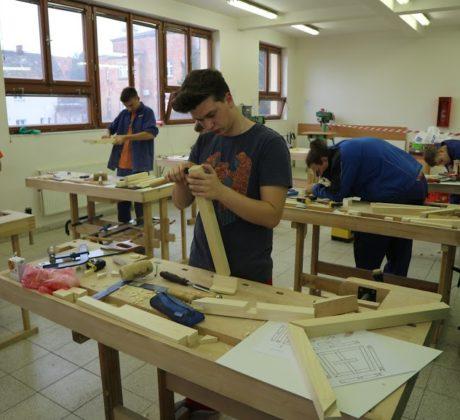 Mistrovství České republiky oboru truhlář