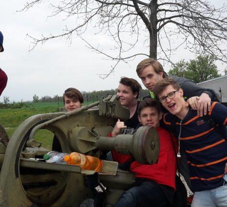 Po stopách osvobození Ostravy