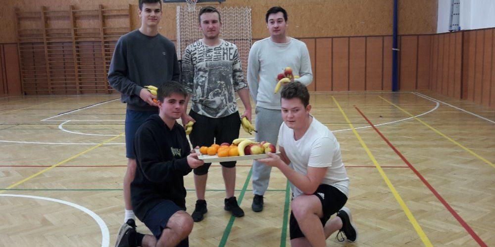 Školní turnaj ve futsalu