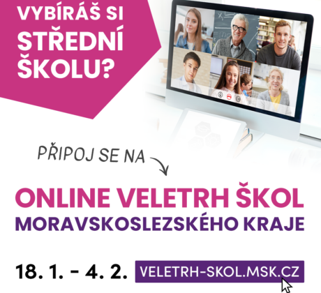 Online veletrh středních škol
